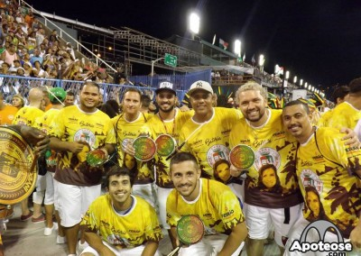 Ensaios Técnicos 2017 – Império da Tijuca, Beija-Flor e Grande Rio