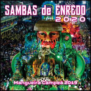 Divulgada a prévia dos sambas-enredo das escolas do Grupo Especial para o carnaval 2020