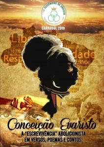 Acadêmicos da Abolição - Logo do Enredo - Carnaval 2019