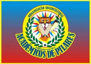 Acadêmicos de Pilares - Bandeira