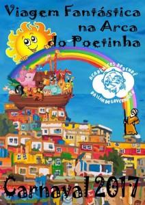 Acadêmicos do Dendê - Logo do Enredo - Carnaval 2017