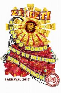 Acadêmicos do Engenho da Rainha - Logo do Enredo - Carnaval 2017