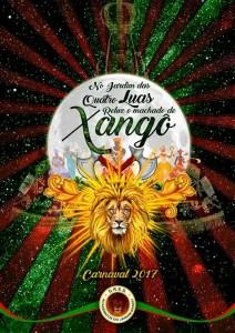 Acadêmicos do Jardim Bangu - Logo do Enredo - Carnaval 2017