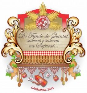 Acadêmicos do Salgueiro - Logo do Enredo - Carnaval 2015