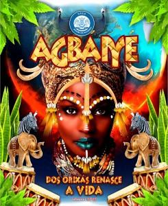 Arame de Ricardo - Logo do Enredo - Carnaval 2018