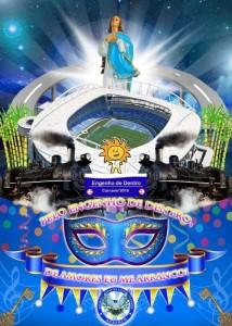 Arranco do Engenho de Dentro - Logo do Enredo - Carnaval 2016