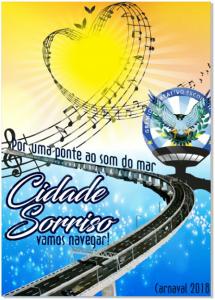 Arranco do Engenho de Dentro - Logo do Enredo - Carnaval 2018