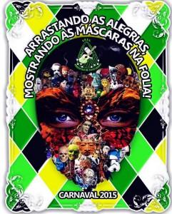 Arrastão de Cascadura - Logo do Enredo - Carnaval 2015