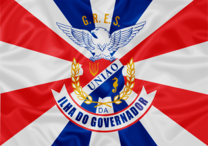 União da Ilha do Governador - Bandeira