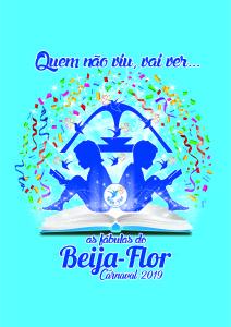 Resultado de imagem para Logo beija flor 2019