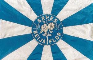 Beija-Flor de Nilópolis - Bandeira