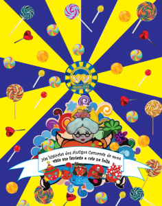 Corações Unidos do Amarelinho - Logo do Enredo - Carnaval 2017