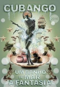 Acadêmicos do Cubango - Logo do Enredo - Carnaval 2016