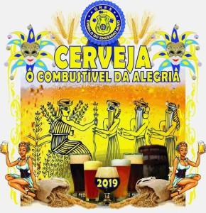 Embalo do Engenho Novo - Logo do Enredo - Carnaval 2019