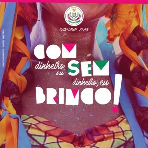 Estação Primeira de Mangueira - Logo do Enredo 1 - Carnaval 2018