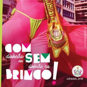 Estação Primeira de Mangueira - Logo do Enredo 2 - 2018