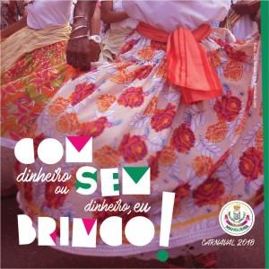 Estação Primeira de Mangueira - Logo do Enredo 4 - Carnaval 2018