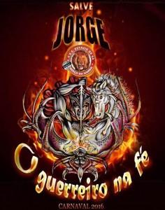 Estácio de Sá - Logo do Enredo - Carnaval 2016