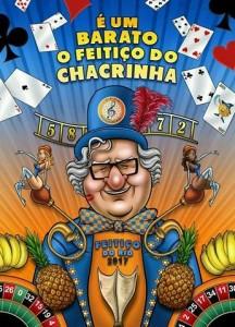 Feitiço da Vila - Logo do Enredo - Carnaval 2017