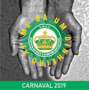 Imperatriz Leopoldinense - Logo do Enredo - Carnaval 2019