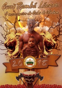 Império Ricardense - Logo do Enredo - Carnaval 2018