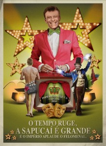 Império da Tijuca - Logo do Enredo - Carnaval 2016