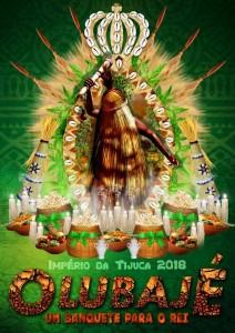 Império da Tijuca - Logo do Enredo - Carnaval 2018