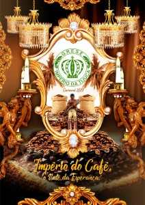 Império da Tijuca - Logo do Enredo - Carnaval 2019