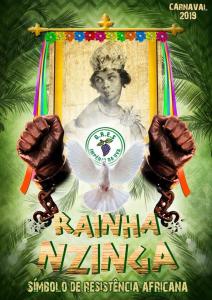 Império da Uva - Logo do Enredo - Carnaval 2019