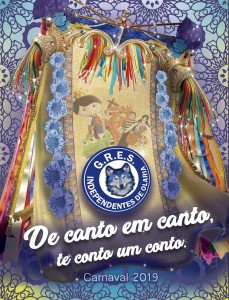 Independentes de Olaria - Logo do Enredo - Carnaval 2019