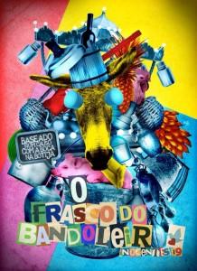 Inocentes de Belford Roxo - Logo do Enredo - Carnaval 2019