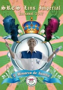 Lins Imperial - Logo do Enredo - Carnaval 2017