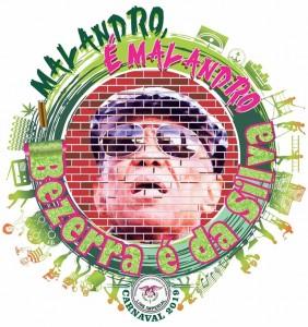 Lins Imperial - Logo do Enredo - Carnaval 2019