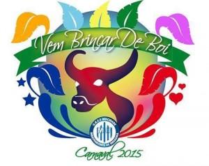 Mocidade Independente de Inhaúma - Logo do Enredo - Carnaval 2015