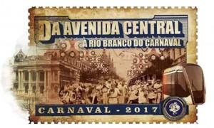 Mocidade Unida da Cidade de Deus - Logo do Enredo - Carnaval 2017