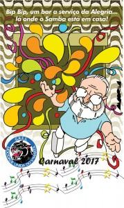 Mocidade Unida do Santa Marta - Logo do Enredo - Carnaval 2017