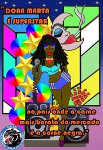 Mocidade Unida do Santa Marta - Logo do Enredo - Carnaval 2019