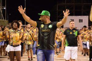 Vila Isabel, Mocidade e Unidos da Tijuca abrem a temporada de ensaios técnicos para o Carnaval 2019