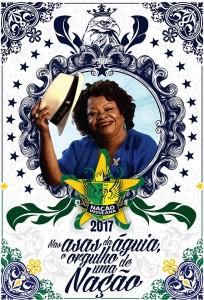 Nação Insulana - Logo do Enredo - Carnaval 2017