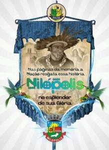 Nação Insulana - Logo do Enredo - Carnaval 2018