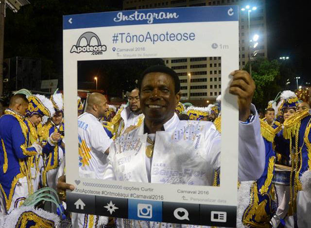 Carnaval 2016 – #TôNoApoteose