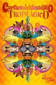 Paraíso do Tuiuti - Logo do Enredo - Carnaval 2017