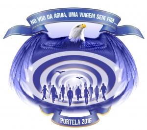 Portela - Logo do enredo - Carnaval 2016