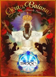 Tradição - Logo do Enredo - Carnaval 2019