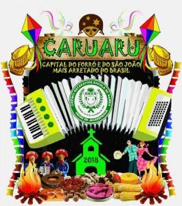 União de Jacarepaguá - Logo do Enredo - Carnaval 2018