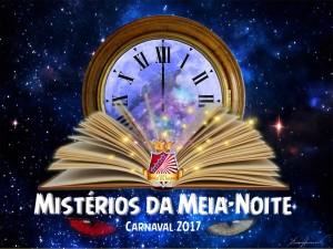 União de Maricá - Logo do Enredo - Carnaval 2017