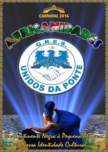 Unidos da Ponte - Logo do Enredo - Carnaval 2016