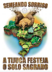 Unidos da Tijuca - Logo do Enredo - Carnaval 2016