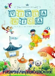 Unidos da Villa Rica - Logo do Enredo - Carnaval 2015