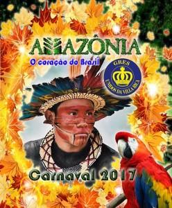 Unidos da Villa Rica - Logo do Enredo - Carnaval 2017
